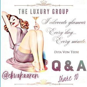 "PLS ""LIKE"" NEW Q&A The Luxury Group for no…"